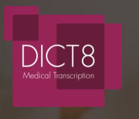 DICT8 Logo